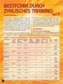 Bestform durch zyklisches Training Teil 2 -  Jahresplanung nach Körpertypen sortiert von Berend Breitenstein