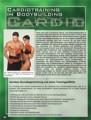 Cardiotraining im Bodybuilding. In seiner Wirkung weit unterschätzt! Von David Rosa.