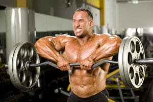 Ideale Mahlzeit Bodybuilding nach dem Training
