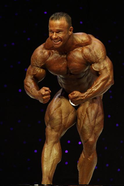 Ronny Rockel gewinnt Mr. Europe 2010!