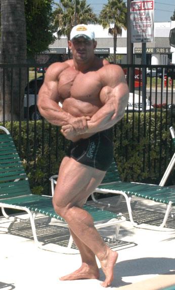 Armin Scholz Expertentipps - Schwache Brustmuskulatur