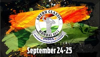 Sheru Classic Mumbai 2011
