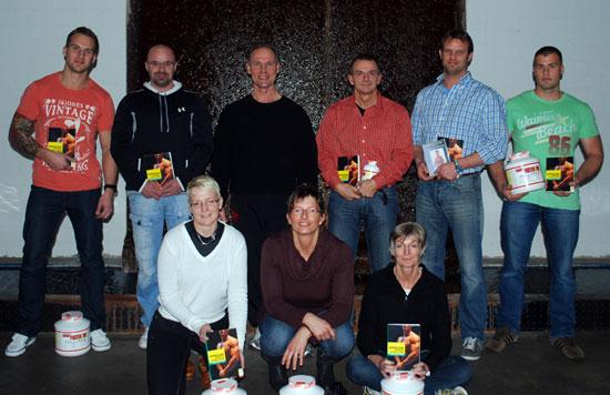 Ernährungsseminar mit BMS-Sportler Berend Breitenstein