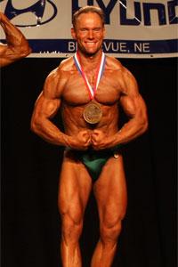 Berend Breitenstein - BMS-Bodybuilder Natural Bodybuilding