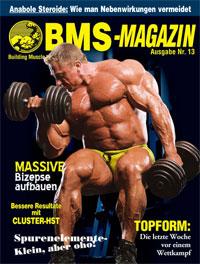 BMS-Magazin Nr. 13
