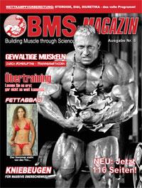 BMS-Magazin Nr. 8