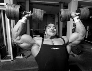 Wie oft in der Woche muss man beim Bodybuilding trainieren