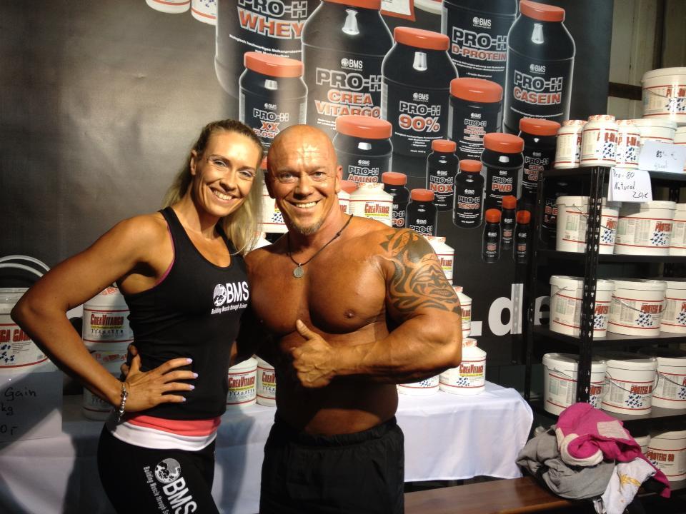 BMS Sportler Ralf und Stephie Szesny