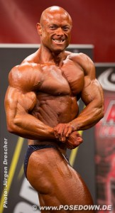 Gesamtsieger und Klassensieger Body II bei der Int. DM des NAC: Markus Rohde