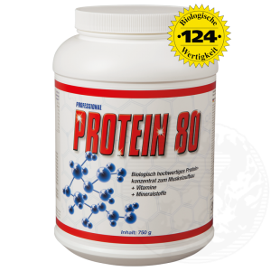 Professional-Protein-80-750-g