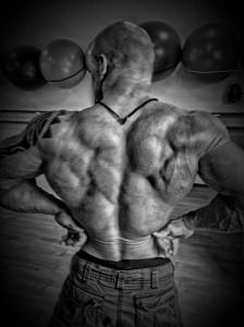 Ralf´s außergewöhnliche Rückenentwicklung ( Fotos mit freundlicher Genehmigung von R.Szesny)