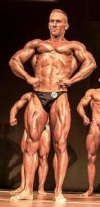 Bantamgewichtler Lukas Krautmacher