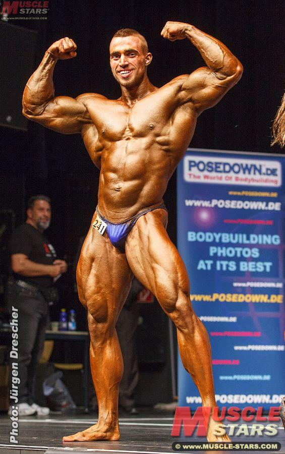 Sensationeller Universe Overall Champion: Junior Dani Kaganovich ( Foto: J. Drescher , Muscle Stars)
