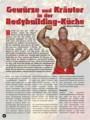 Gewürze und Kräuter in der Bodybuilding Küche. Von Berend Breitenstein.