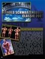 Arnold Schwarzenegger Classic 2001. Von Jens Igenohl.