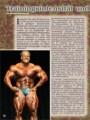 Trainingsintensität und Erfolg im Bodybuilding. Von Berend Breitenstein