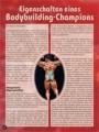 Eigenschaften eines Bodybulding-Champions von Berend Breitenstein