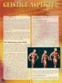 Geistige Aspekte als Erfolgsfaktoren im Bodybuilding von B. Breitenstein
