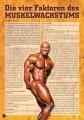 Die vier Faktoren des Muskelwachstums von Eirk Dreesen