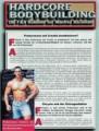 Hardcore Bodybuilding. Die Frage und Antwort Kolumne mit Manfred Bachmann.