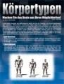 Körpertypen. Machen Sie das beste aus Ihren Möglichkeiten!. Von Berend Breitenstein