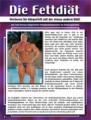 Die Fettdiät. Verlieren Sie Körperfett mit der etwas anderen Diät! Von Erik Dreesen.
